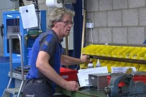 50 jaar in dienst van dezelfde baas: Marel in Boxmeer is er maar wàt blij mee