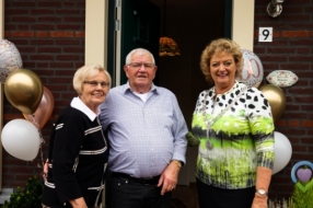 Nieuws: 60 jaar echtpaar Peters-Peters