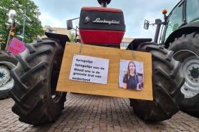 Nieuws: Actievoerende boeren voelen zich niet gehoord: 'Er breekt ee