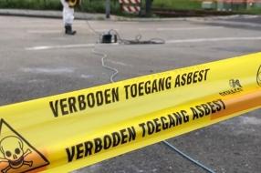 Asbest in Rheden opgeruimd; doorgaande weg weer vrij