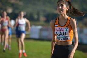 Nieuws: Atlete Jasmijn Lau pakt Europese titel