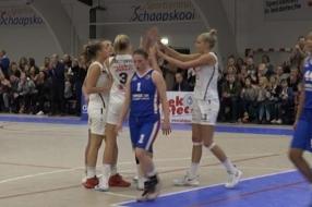 Nieuws: Basketbalsters Batouwe brengen spanning terug in finale play
