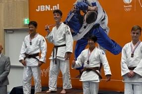 Nieuws: Ben de Cort Nederlands judokampioen