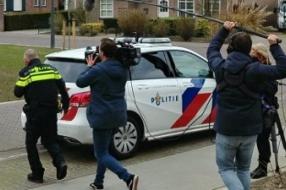 Best, Schijndel, Boxmeer, Breda - Vuurwerkexplosies bij Bureau Brabant