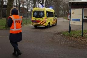Nieuws: Bewoners onwel in azc Overloon door chemische lucht