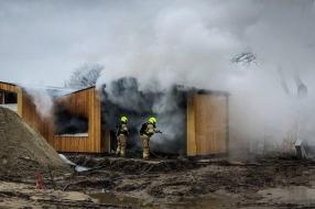 Nieuws: Bewoners verpleeghuis geëvacueerd bij brand