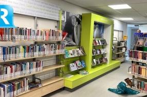 Nieuws: Bibliotheek Velp weer op de oude plek