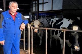 Nieuws: Boer Sjaak is weer bij zijn koeien, maar hij zou zo weer act