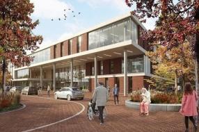 Nieuws: Bouw nieuw ziekenhuis tussen Arnhem en Nijmegen voor de zome