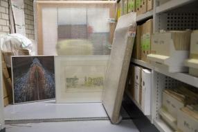 Nieuws: Boxmeer haalt kunst uit de kelder