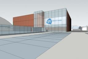 Nieuws: Boxmeer: nieuw 't Hoogkoor mét supermarkt