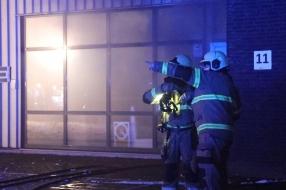 Nieuws: Brand bij e-bike-fabrikant Cuijk is onder controle