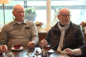 Nieuws: Broers ruziën over mogelijke herindeling: 'Maar het moe