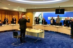 Nieuws: Burgemeester Van Soest van Boxmeer over Hansa-affaire: zet h
