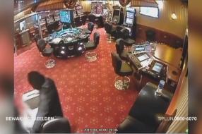 Nieuws: Cuijk - Gezocht - Overval op Flash Casino