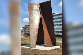 Nieuws: De gedachte achter kunstwerk bij Weverpark