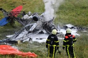 Nieuws: Dodelijk vliegtuigongeluk Seppe: toestel was ongeschikt voor