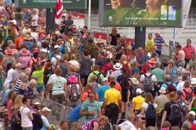 Nieuws: Doek valt voor Vierdaagsefeesten in Cuijk: 'Het is niet meer
