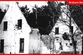 Drama op de Vloeiweide bij Rijsbergen, napalm op de Duitsers