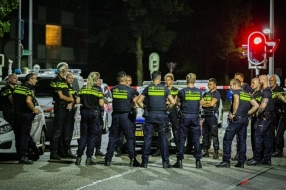 Nieuws: Dreigmelding Velp ging om 'iemand met een vuurwapen'