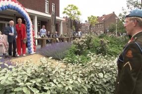 Nieuws: Eerbetoon voor 100-jarige veteraan Gabriel Ansems in Tilburg