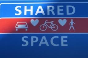 Einde 'shared space' experiment Gennep