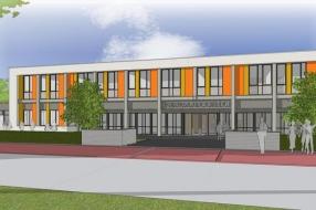 Nieuws: Elzendaalcollege 'gaat prachtige school krijgen'