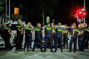 Nieuws: Enorme politie-inzet na dreigmelding in Velp