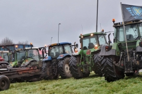Nieuws: Farmers Defence Force kondigt nieuwe boerenactie aan: 'Gas e
