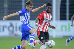 Nieuws: FC Eindhoven te sterk voor Jong PSV in Eindhovense derby, He
