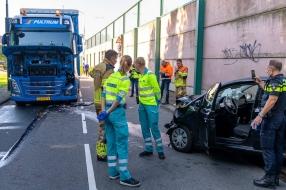 Nieuws: Fietser gewond na botsing in Sint Anthonis