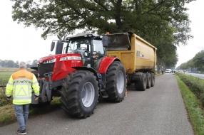 Nieuws: Fietser overleden na aanrijding door tractor in Sint-Anthoni