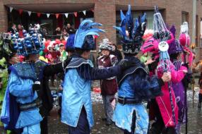 Nieuws: Foto's pronkzittingen in Boxmeer en Cuijk