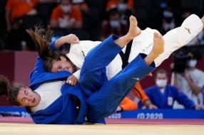 Nieuws: Gemengde judoploeg verliest in strijd om brons van Duitsland