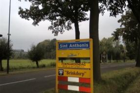 Nieuws: Geschatte opkomst Sint Anthonis: 19%