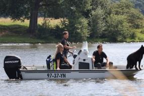 Nieuws: Gevonden lichaam in Maas bij Oeffelt is van vermiste zwemmer
