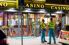 Nieuws: Gewonde bij gewapende overval casino in Cuijk