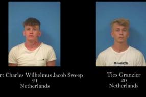 Nieuws: Govert Sweep en vriend krijgen boete van 4500 dollar voor be