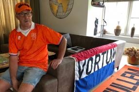 Nieuws: Grootste Oranjefan van Brabant heeft weinig vertrouwen in Ne