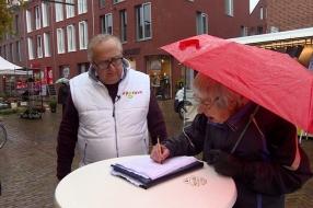 Nieuws: Handtekeningenactie levert niks op: Geen referendum over zel