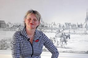 Nieuws: Janine van Hulsteijn beschikbaar als lijsttrekker