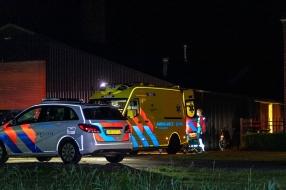 Jongen (16) aangehouden na steekpartij in huis in Overloon