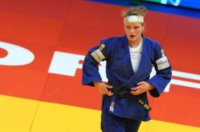 Nieuws: Judobond wijst Sanne van Dijke en Guusje Steenhuis aan voor