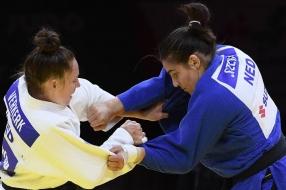Nieuws: Judoka Guusje Steenhuis pakt brons op WK