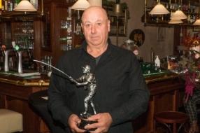 Nieuws: Karel Weber 'koning van de vissers'