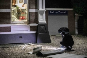 Nieuws: Kraak bij juwelier in Velp: politie zet helikopter in