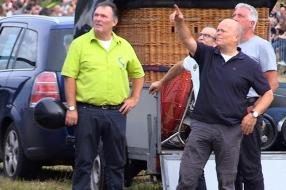 Nieuws: Laatste editie Ballonfestival Grave heeft last van harde win