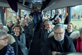 Nieuws: Linden massaal naar opera van dorpsgenote Deirdre Angenent i
