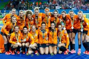 Nieuws: Minke Booij over de Spelen: 'Zij doen het beter dan de voetb