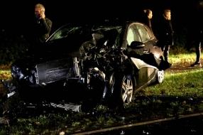 Nieuws: Motorrijder komt om het leven bij ernstig ongeluk in Rijkevo